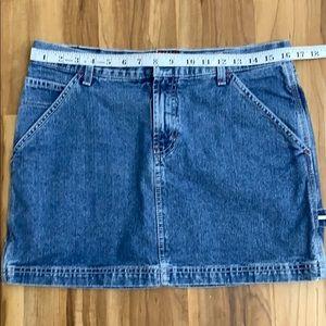 Tommy Hilfiger Jeans Carpenter Style Skirt
